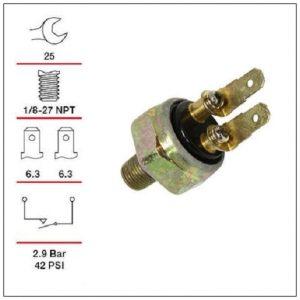 Brake Light Switch – 1/8 – 27 NPT