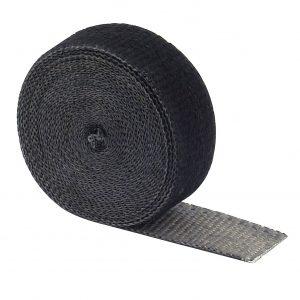 Exhaust Wrap Ceramic Black
