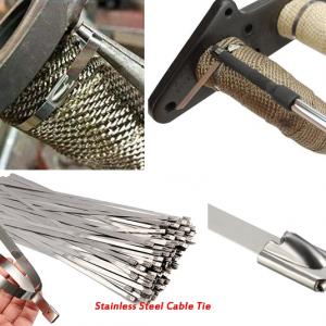 Stainless Steel Ties 200mm